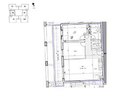 דירה 96 - קומה 14 | 3 חדרים