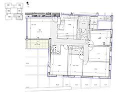 דירה 106 - קומה 15 | 6 חדרים