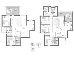 לופט 7 חדרים - דגם K