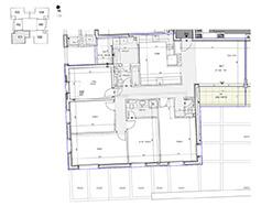 דירה 101 - קומה 15 | 6 חדרים