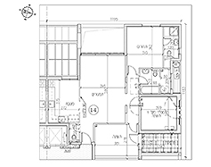 בניין 1 - דירה 14