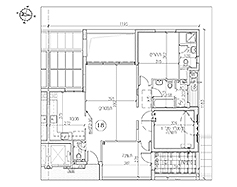 בניין 3 - דירה 18