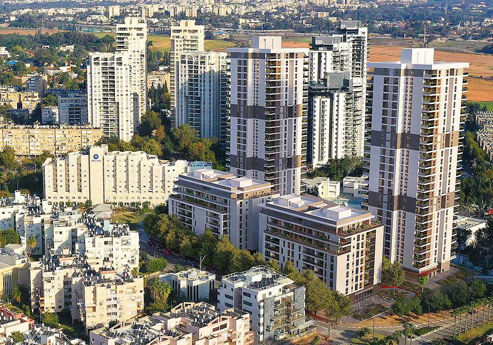 תל אביב, נווה שרת YARD