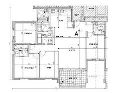 דירת 5 חדרים | בניין 2 א' - טיפוס G